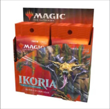 MTG JAPANESE Ikoria: Lair of Behemoths Collector Booster Box - New! JAPANESE