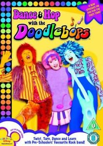 Dance-and-Hop-With-The-Doodlebops-DVD-Region-2