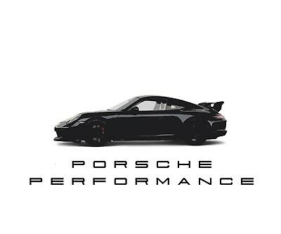 Porsche Performance UK