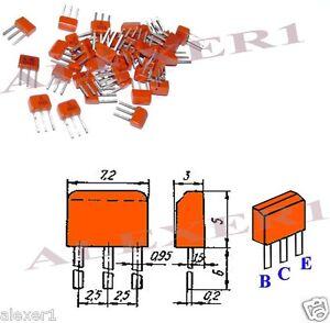 KT315B / BFP20 / 2N2712 Russian Silicon Transistor NPN Lot