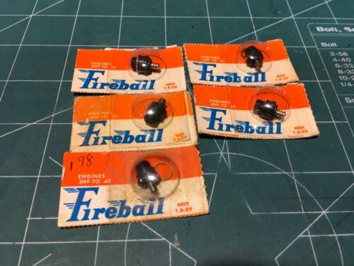 Fireball Glow plugs Hot NIP