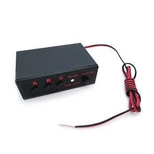 8 Ways LED Strobe Flash Light Lamp Emergency Flasher Flashing Controller Box 12V