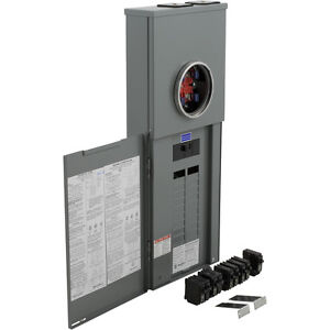 square d 200-amp 40-circuit 20-space outdoor main-breaker ... 200 amp breaker panel wiring diagram