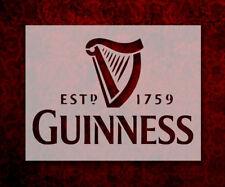 "656 Heineken Beer 8.5/"" x 11/"" Custom Stencil FAST FREE SHIPPING"