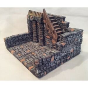 Burial Chamber Roleplay Scenery D/&D Heroquest 25mm