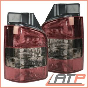 2X-REAR-TAIL-LAMP-LIGHT-LEFT-RIGHT-VW-TRANSPORTER-BUS-T5-MULTIVAN-CARAVELLE