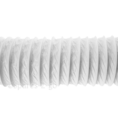 """3m Vent Hose PVC Duct 5/"""" Extension for Hitachi Air Conditioner Conditioning"""