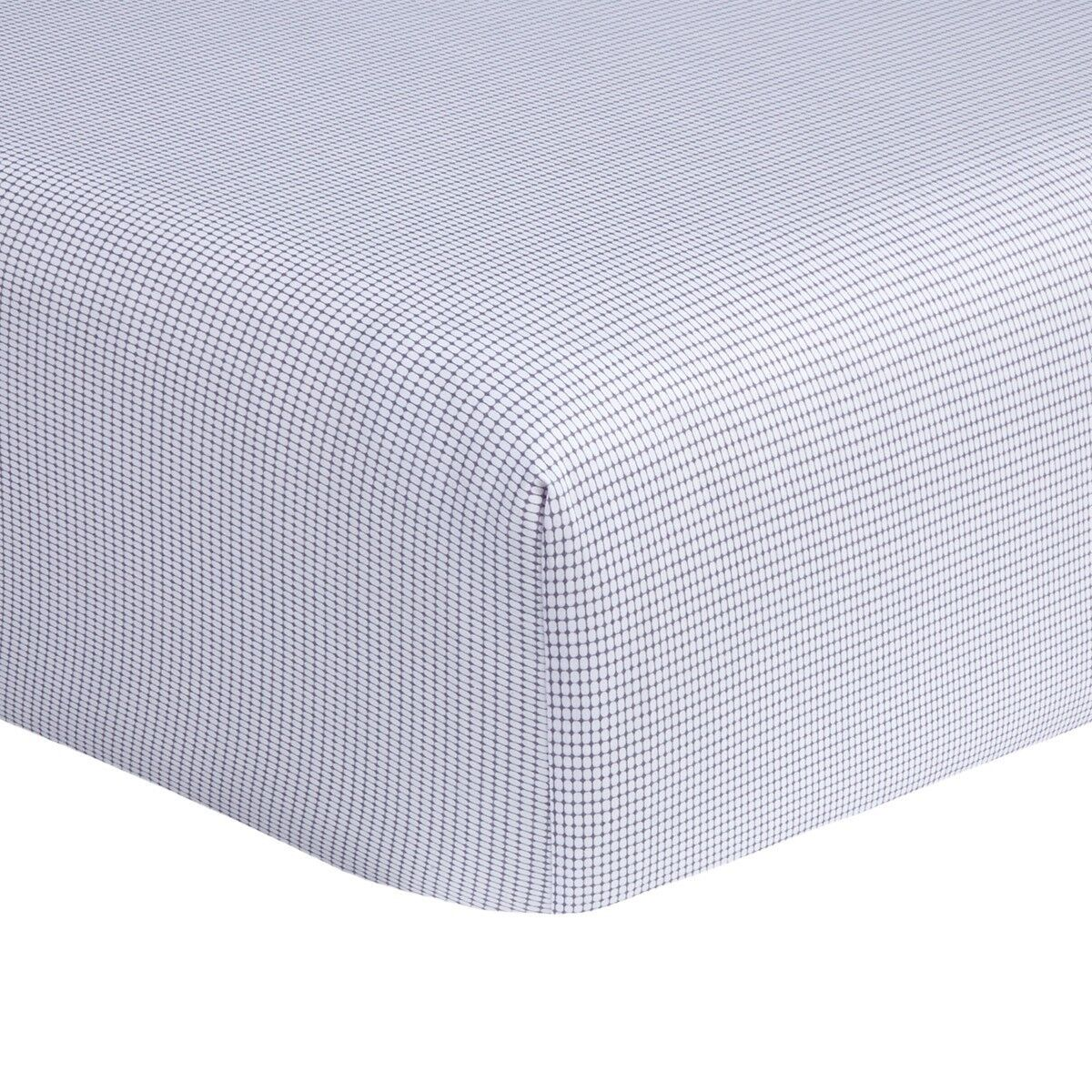 Hugo Boss Volumn Queen Fitted Sheet