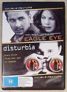 Eagle-Eye-Disturbia-2-Disc-Double-Feature-DVD-Region-4