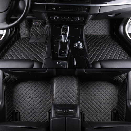 8 Colors Car Floor Mats Front /& Rear Liner Mat For Toyota Corolla 2014-2017