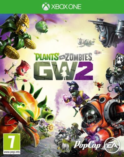 Plants vs Zombies Garden Warfare 2 Xbox One NEW & Sealed Despatched from UK