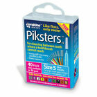 Piksters PIK405 Interdental Brush, Size 5 - Blue (40 Pack)