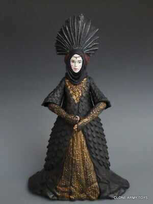 Star Wars POTJ Power of the Jedi Queen Amidala THEED INVASION Loose complet