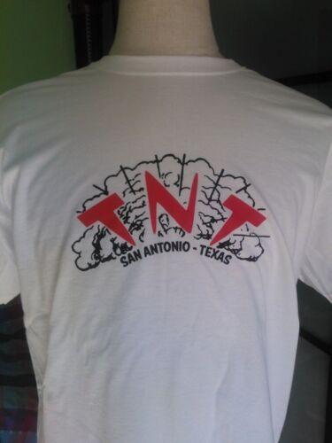 Texas T-Shirt Größen//Größen S-M-XL T-Shirt tnt Record Label St.Antonio