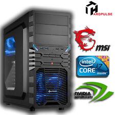 Gamer PC Quad Core i7 6700 4x 4,00 GHz GTX 1050TI 8GB GAMER 1TB Windows 10 03