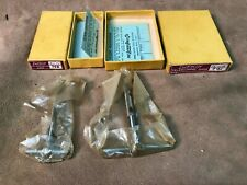 Pair Lufkin Telescoping Gages 79 B 79 C Mint In Boxes