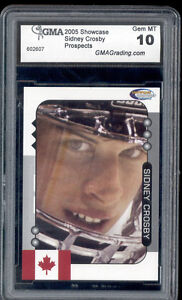 2005-Sidney-Crosby-Showcase-Face-Grey-Border-rookie-Gem-Mint-10
