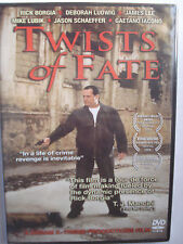 Twists of Fate Rick Borgia, Deborah Ludwig, James Lee, Mike Lubik New Sealed