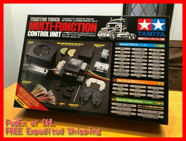 Tamiya 56511 TROP11 Truck Trailer Multi-Function Control Unit