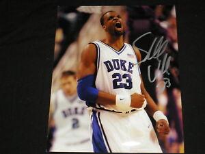 Autographs-original Cj Leslie Signed Photo Basketball Auto College-ncaa