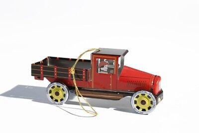 Eisenbahnen Blechspielzeug Nostaligischer Mini Lkw °° Tin Toy °° Jouet En Tôle °° Blechspielzeug AnpassungsfäHig