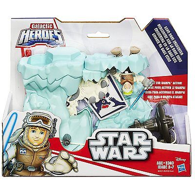 Playskool Star Wars Galactic Heroes  Millennium Falcon Walk Ramp New Version