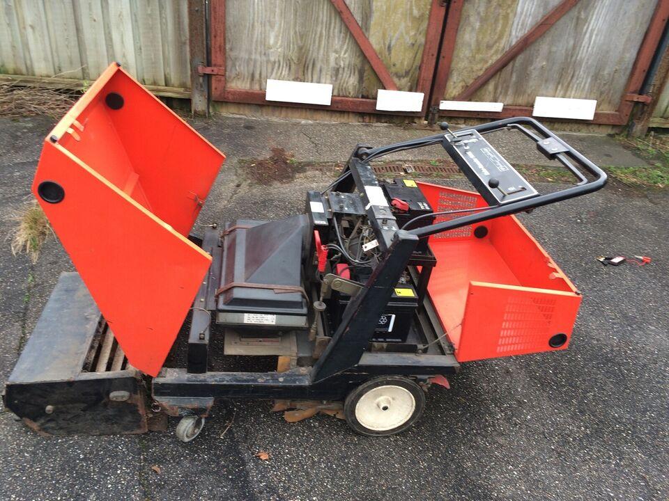 feje-suge maskine selv køre for & bag, hako-hamster 800-E