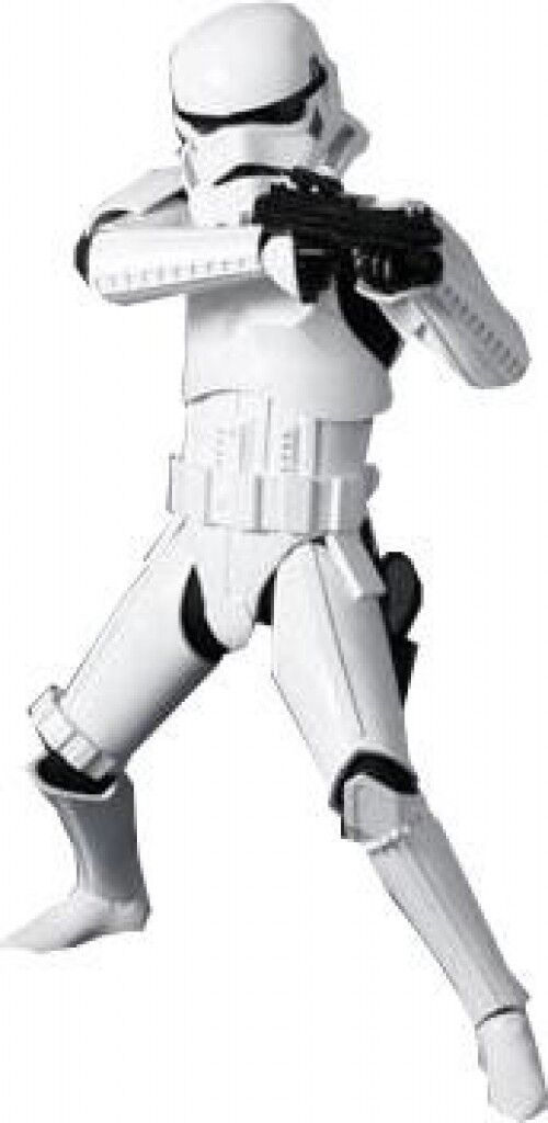 Star Wars A New Hope Real Action Heroes Stormtrooper Action Figure