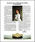 1985 Rolex Lady Datejust Chronometer Watch Kiri Te Kanawa photo print ad S19