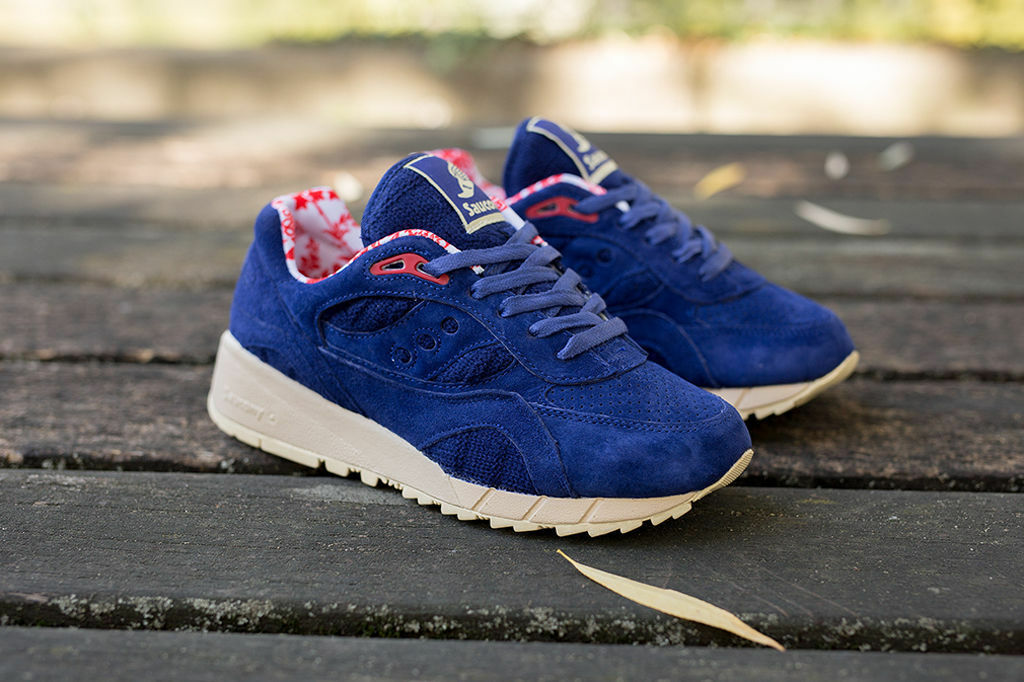 SAUCONY Elite Shadow 6000 Bodega SWEATER Pack Pack Pack Navy s70167-1 () Limited g9 2ff646