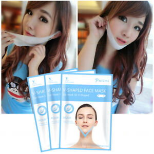 3D-V-Shape-Thin-Face-Mask-Slimming-Lifting-Firming-Fat-Burn-Double-Chin-V-line