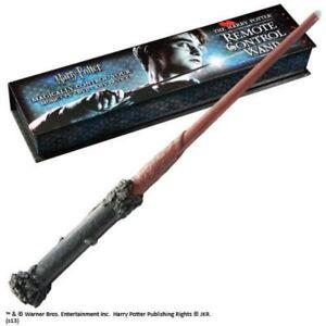 Zauberstab-Magische-Harry-Potter-Fernbedienung-Programmable-Edle-Collection-Neu