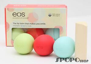EOS Twin Pack Lip Balm