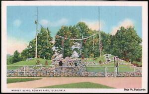 TULSA-OK-Mohawk-Park-Monkey-Island-Vintage-Oklahoma-PC