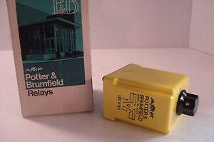 NEW-POTTER-amp-BRUMFIELD-CDB-38-70002-RELAY