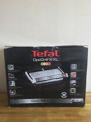 Tefal GC722D40 Optigrill + XL Grill 9 automatique Les Paramètres avec Cuisson capteur. Nouveau | eBay