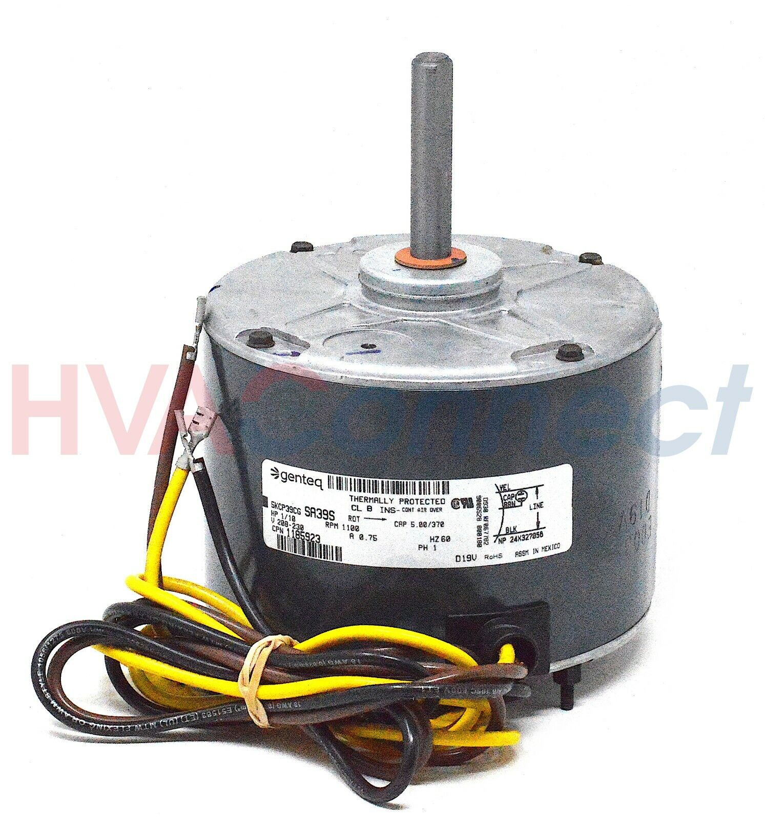 OEM Upgraded ICP 1//10 HP 230v Condenser Fan Motor HC33GE236A