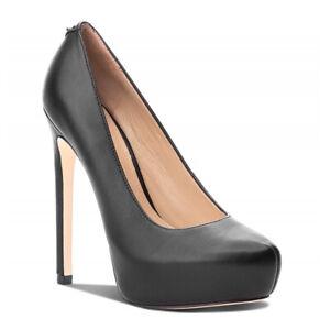 scarpe guess decollete nere