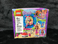 LEGO FRIENDS Brand new /& sealed 41383 Olivia/'s Hamster Playground