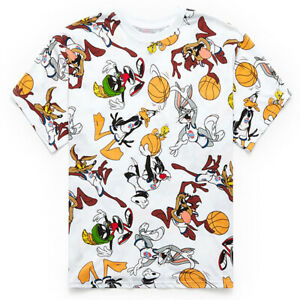 Looney-Tunes-Space-Jam-All-Over-Print-T-Shirt