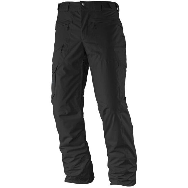 950f6bf9bf2c Salomon Response Pant Men s Ski Snowboard Functional Winter Trousers ...