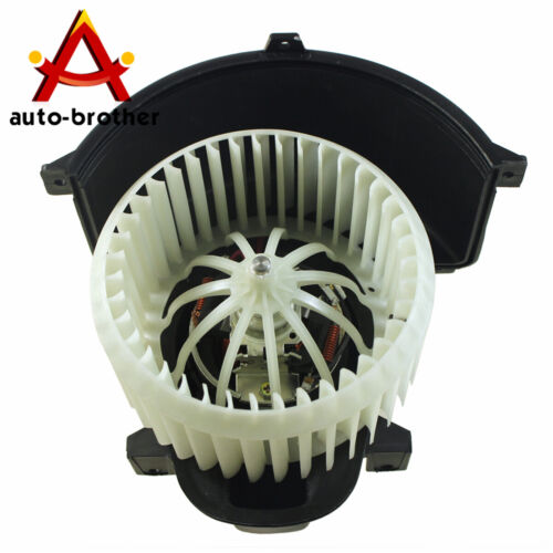 NEW AC Heater Blower Motor For 4.5L 3.6L V8 Porsche Cayenne 2003-2010