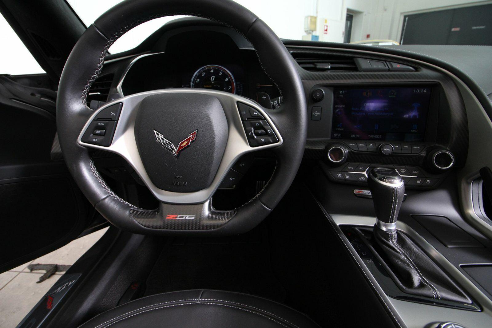 Chevrolet Corvette Z06 Coupé