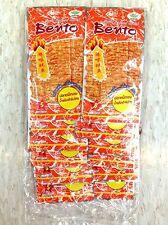 Bento Squid Seafood Snack Original Thai Chili Sauce Wt. 6g X 12 Bags Foods Food
