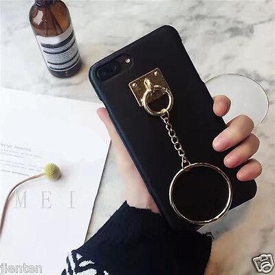 Fashion Crystal Rhinestone DIY Cell Phone Case Decor Den Kit Circle Pendant
