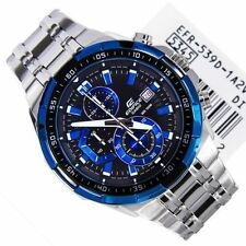 Imported Casio Edifice Men's Wristwatch - EFR539d 1A2V BLUE CHRONOGRAPH Watch
