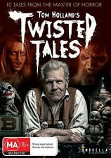 Tom Holland's Twisted Tales (DVD, 2014) BRAND NEW SEALED