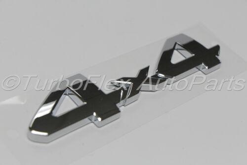 Toyota Tundra 07-18 Tacoma 16-18 4X4 Tailgate Emblem Genuine OEM   75473-0C030