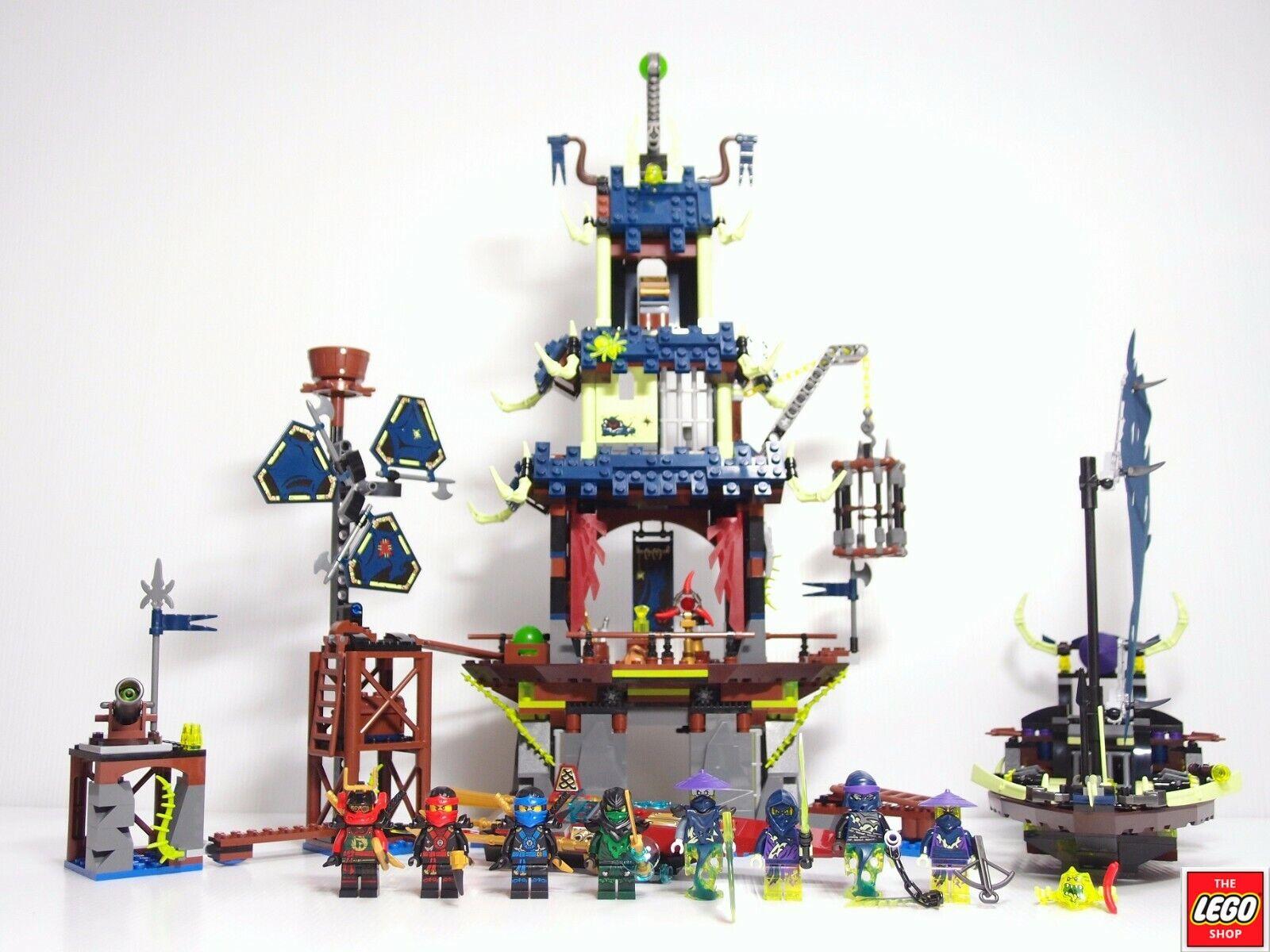 картинки лего ниндзя го город стикс кухня