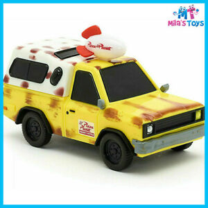 Disney Pixar Toy Story Pizza Planet Truck Pullback Light Up Sound Cars Todd 25th